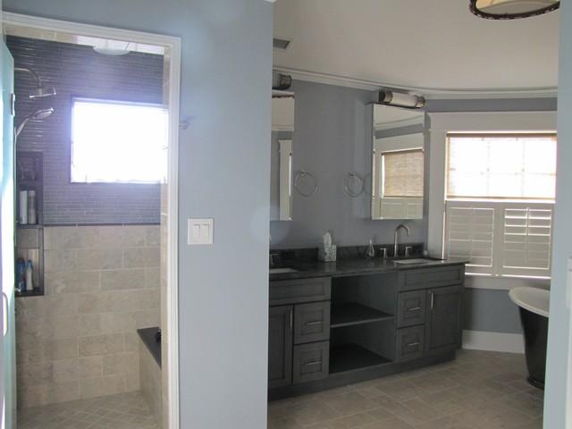Updated Bathroom traditional-bathroom