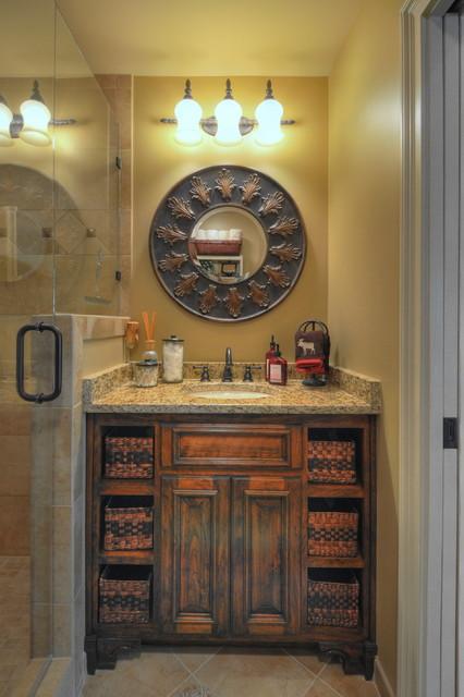 Updated Bathrooms eclectic-bathroom