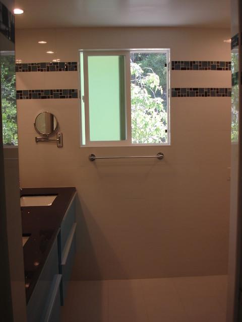 UPDATED BATHROOMS traditional-bathroom