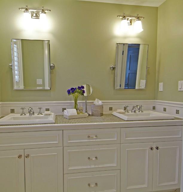 Updated Master Bath traditional-bathroom