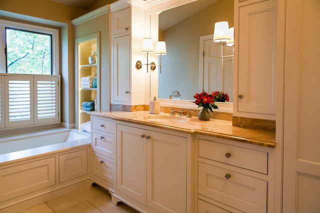 Updating A 25 Year Old Bathroom Traditional Bathroom Dc Metro By Designline
