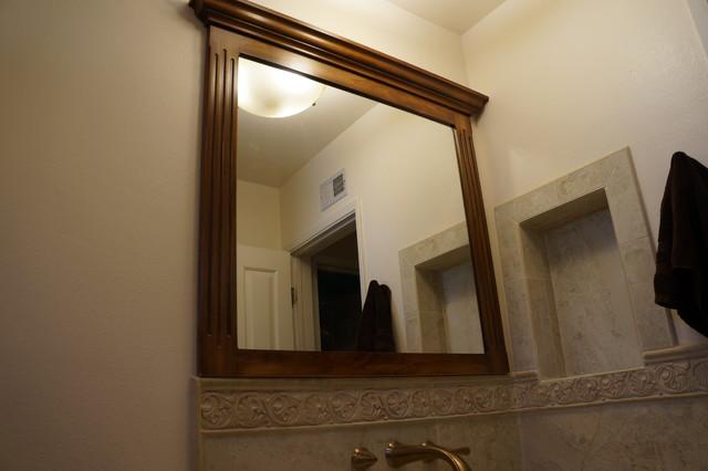 Upland Bath Rustic Bathroom Los Angeles By Brocca
