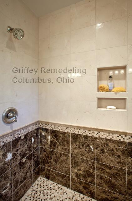 Upper Arlington Ohio Bathroom Remodel