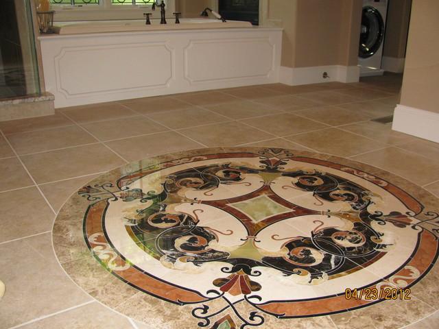Upscale Bath Traditional Bathroom Cincinnati By Carpetland Carpet One Floor Home