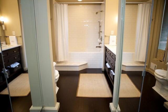 Upscale Village Bath Traditional Bathroom Birmingham By Case Design Remodeling Birmingham