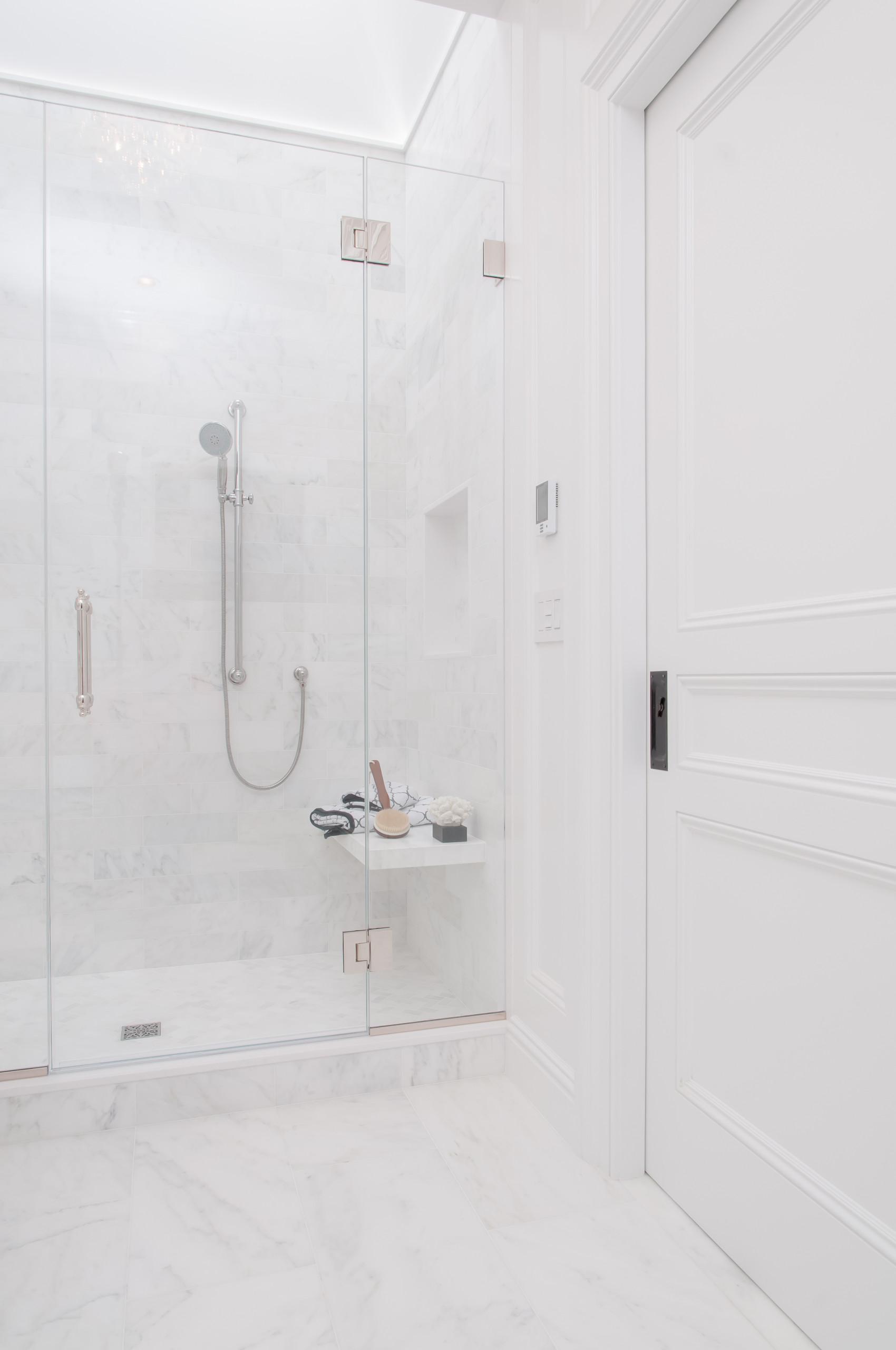 Uptown Hoboken Bathroom Remodel