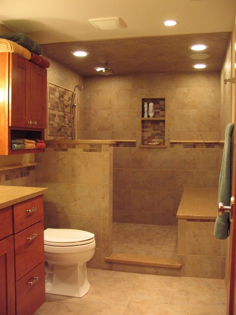 Uptown minneapolis addition craftsman bathroom for Bathroom remodeling minneapolis mn