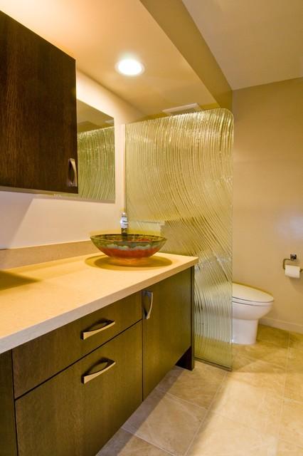 Urban Edge Bathrooms contemporary-bathroom