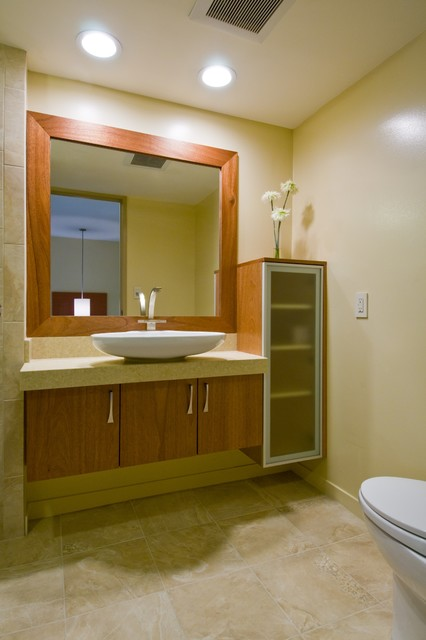 Urban edge bathrooms contemporary bathroom hawaii for Urban bathroom ideas