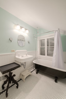 Overland Trail Traditional Bathroom Denver By