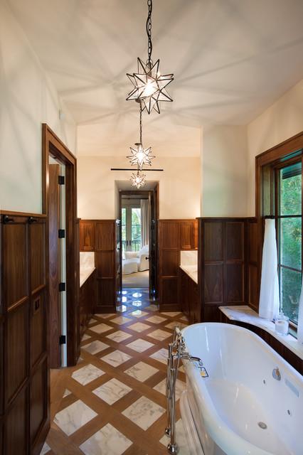 Urban Homestead traditional-bathroom