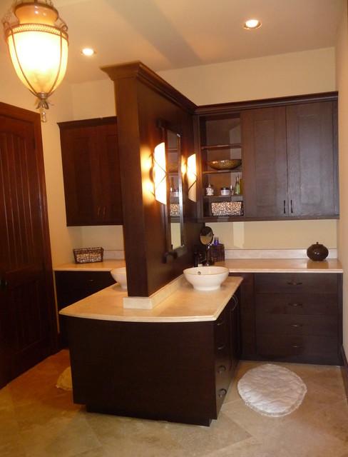 Urban Kitchens And Baths Inc Eclectic Bathroom Austin By Urban Kitchens And Baths Inc