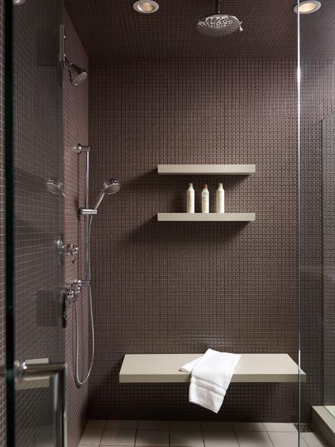 Urban loft residence contemporary bathroom other for Urban bathroom designs