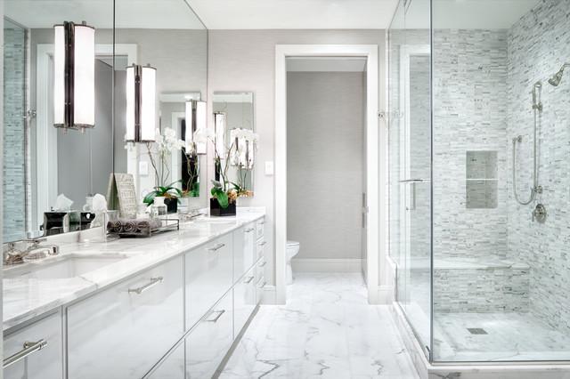 urban polish contemporary bathroom austin by dwell