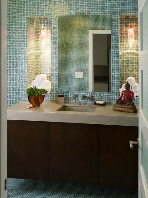 Urban Vibe contemporary-bathroom
