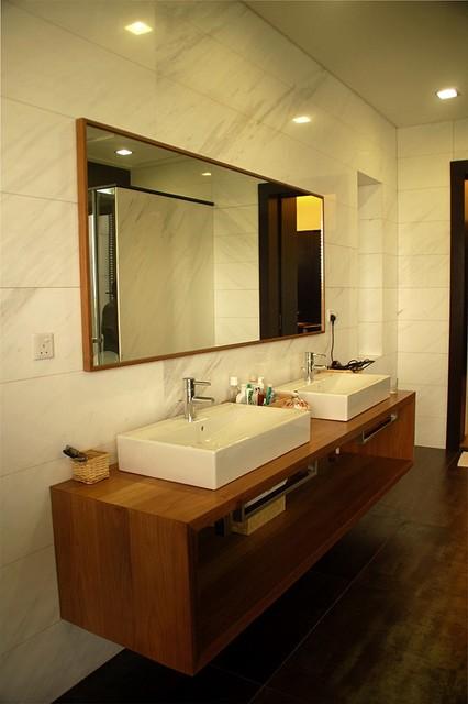 Usj residence interior design selangor malaysia for Bathroom design malaysia