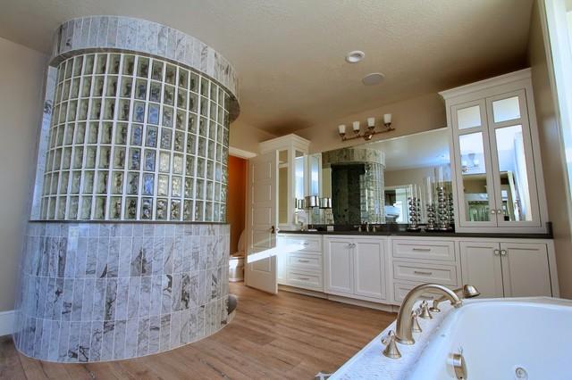 Utah Valley Parade Of Homes Master Bedroom Farmhouse Bathroom Salt Lake