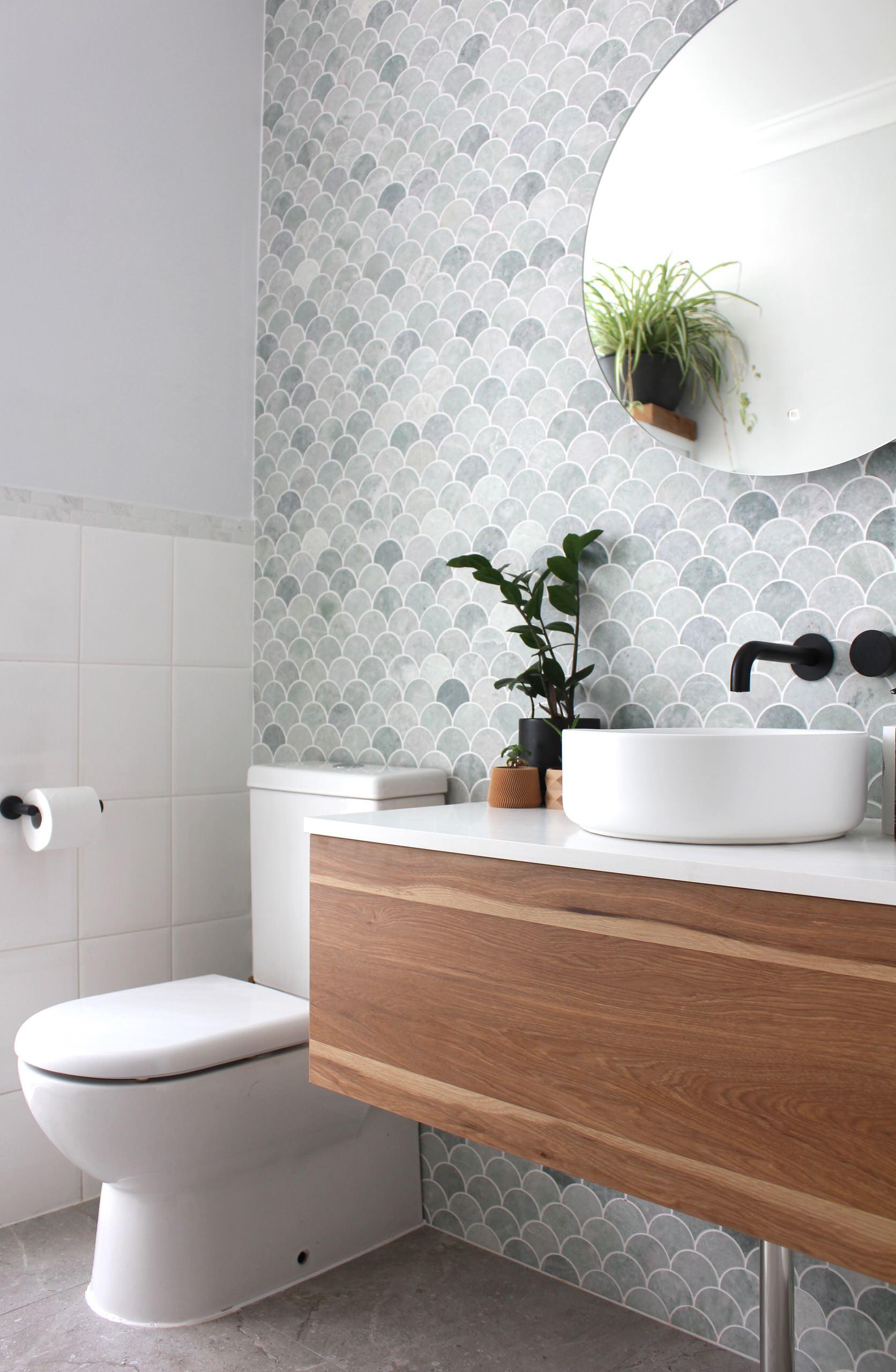 75 Beautiful Mid Century Modern Bathroom Pictures Ideas October 2020 Houzz