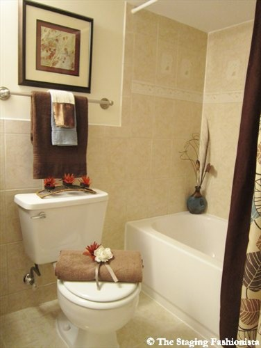 Vacant Home Staging Maryland Traditional Bathroom Dc