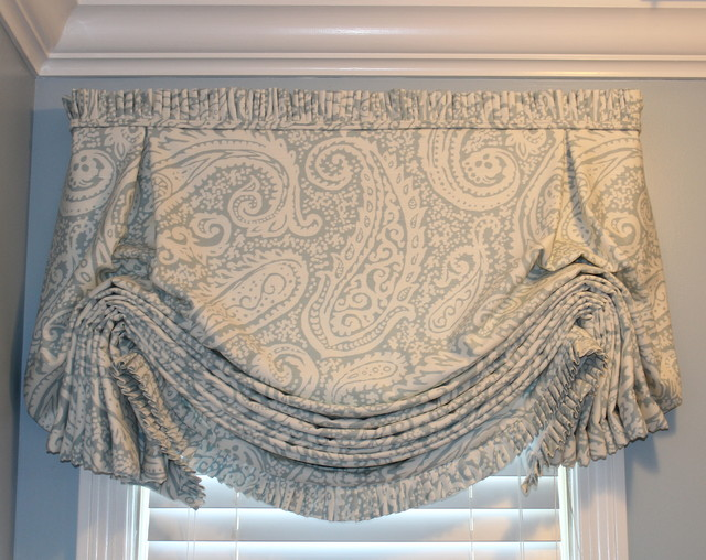 Valances   Top Treatments traditional bathroom. Valances   Top Treatments   Traditional   Bathroom   Bridgeport