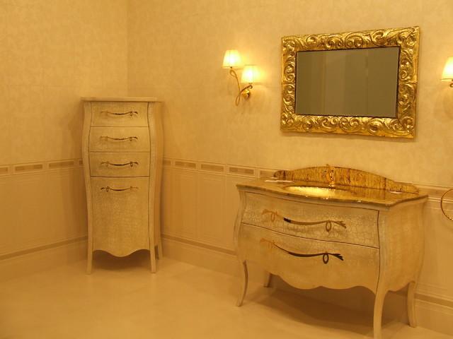 Valentino Tiles - Classico - Stanza da Bagno - New York - di Lea ...
