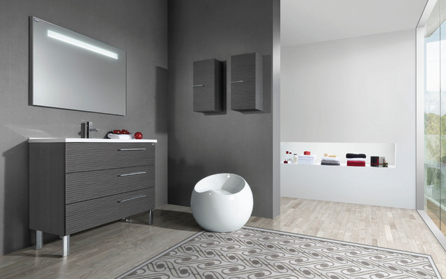 Valenzuela - Linea Dune - In stock now - Contemporary - Bathroom - miami - by DAX International