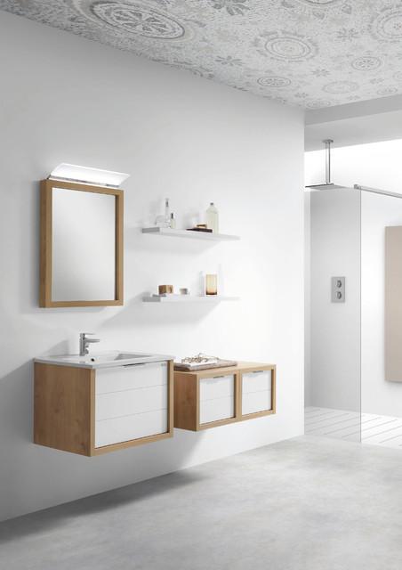 Valenzuela Linea Tino Modern Bathroom Miami By DAX International