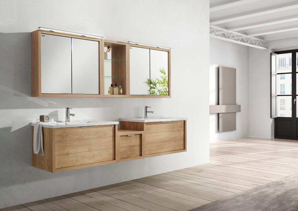 Valenzuela - Linea Tino - Modern - Bathroom - Miami - by ...