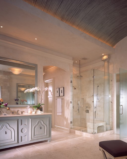 Valley Road contemporary-bathroom
