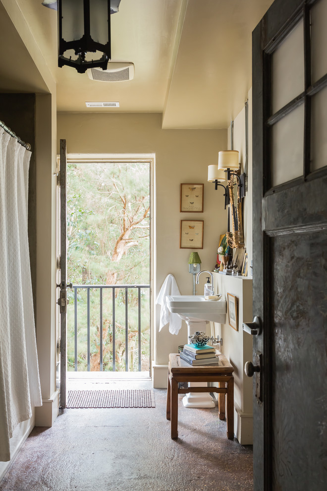 vanCollier house - Eclectic - Bathroom - Raleigh - by ...