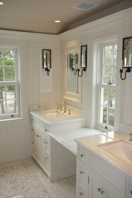 Vanities and Millwork traditional bathroom