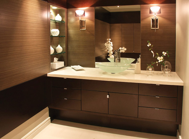 ... - Contemporary - Bathroom - toronto - by AyA Kitchens and Baths