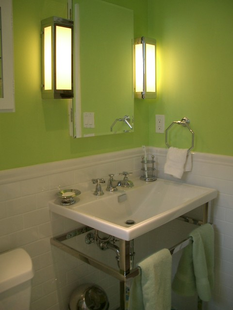 Vanities traditional-bathroom