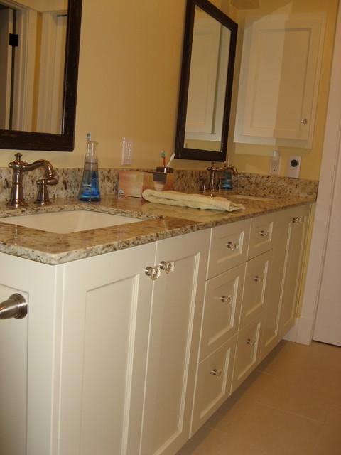 Vanities bathroom