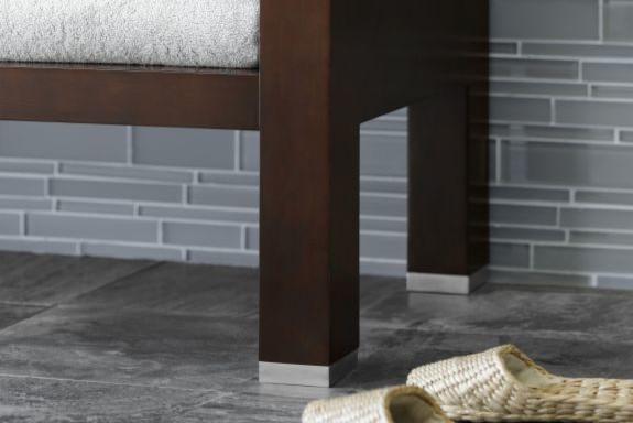 Vanities Contemporary Bathroom san luis obispo by