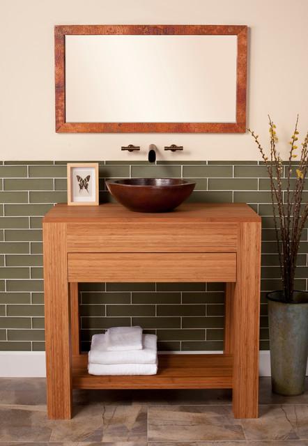 Vanities Bathroom san luis obispo by Pacific Coast