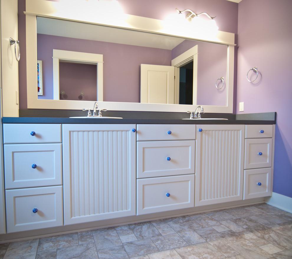 Vanities - Traditional - Bathroom - Grand Rapids - by Woodways
