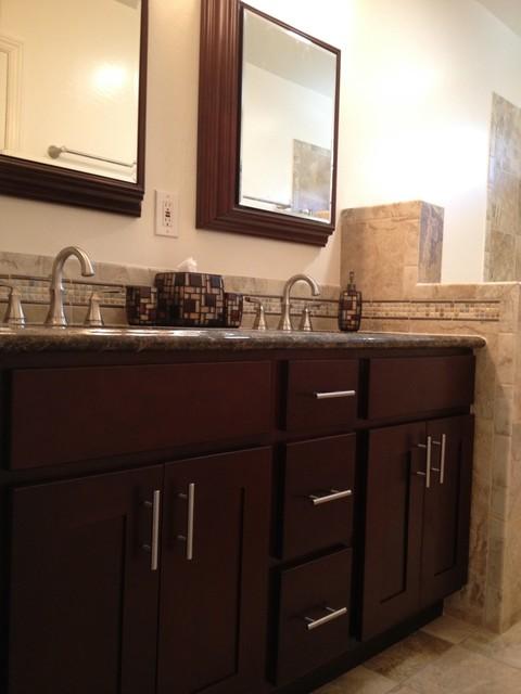 Vanity Area contemporary-bathroom