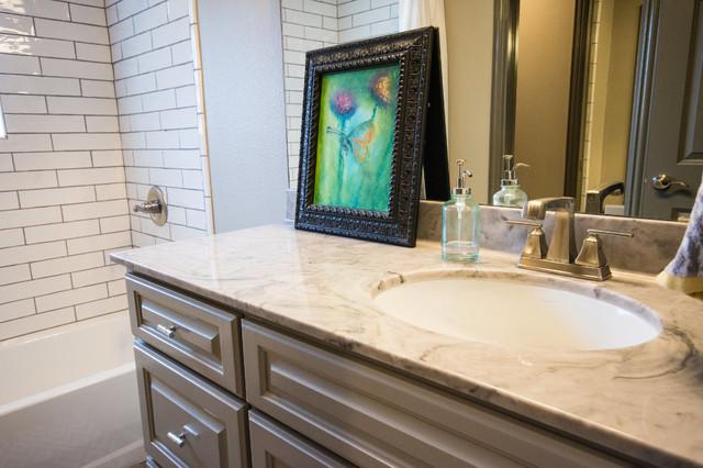 Vanity bathroom