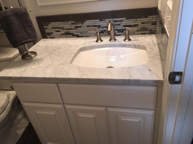 Vanity/Bathroom Remodel