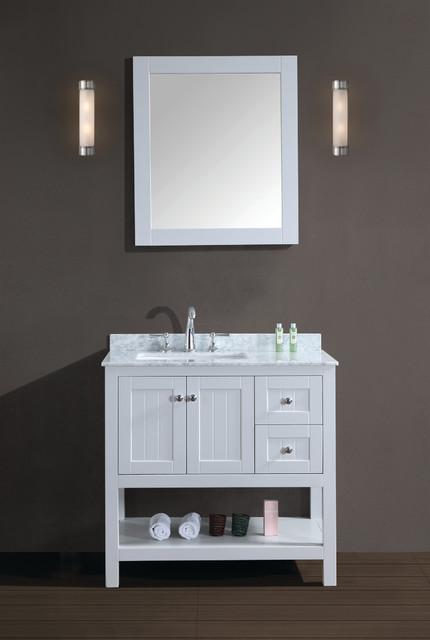 Vanity By Ari Kitchen And Bath Contemporary Bathroom Orange County By Ari Kitchen Bath
