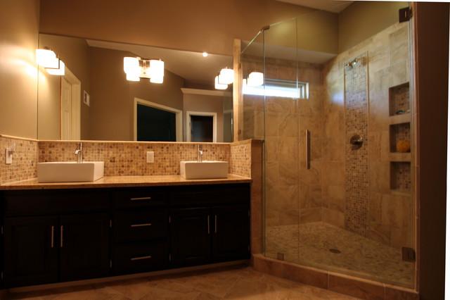 Vanity contemporary-bathroom