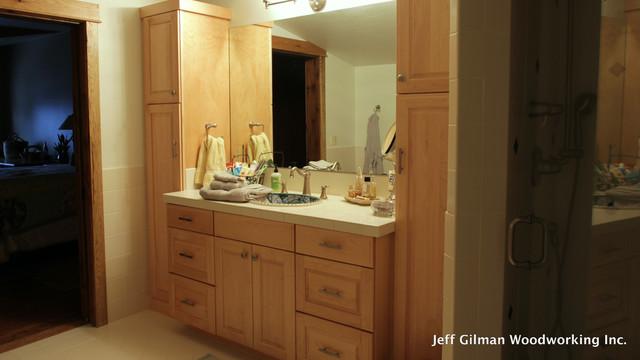 Vanity Ideas - Traditional - Bathroom - Sacramento - by Jeff Gilman Woodworking Inc.