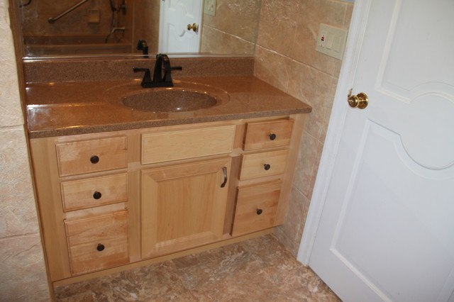 kitchen cabinets wilkes barre pa vanity in wilkes barre pa traditional bathroom 8162