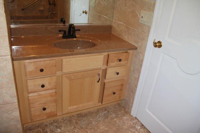 Vanity In Wilkes Barre Pa Traditional Bathroom Philadelphia By Rebath Northeast