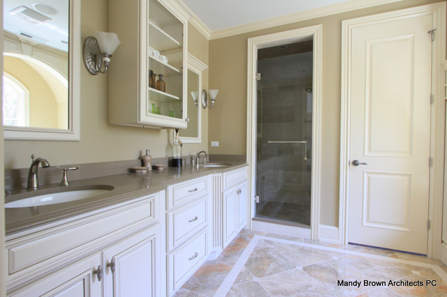 Vanity contemporary-bathroom