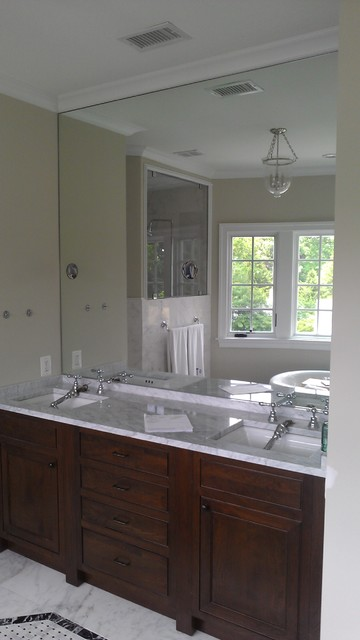 Vanity Mirrors Craftsman Bathroom Other By Abc