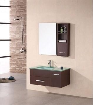 Vanity Sink Combo Preferred Contemporary Bathroom