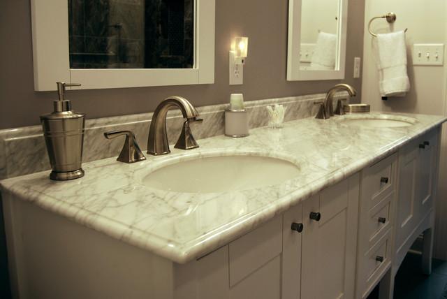 Comcarrera Marble Bathroom Vanity : All Rooms / Bath Photos / Bathroom