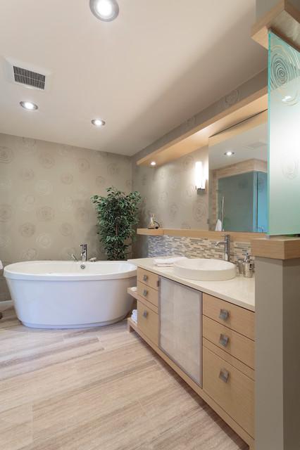Vardon contemporary-bathroom